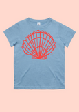 Emily Green - Kids Clam Shell T-shirt