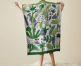 Halcyon Nights - Fern Gully Knit Blanket