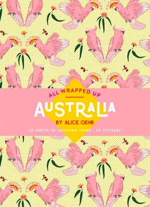 All Wrapped Up: Australia By Alice Oehr