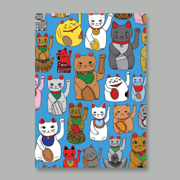 AHD Notebook - Lucky Cats