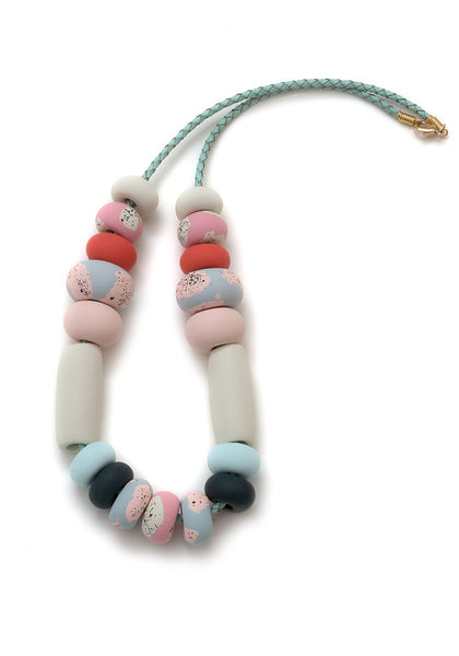 Emily Green Magnolia Collection Big Bead Necklaces