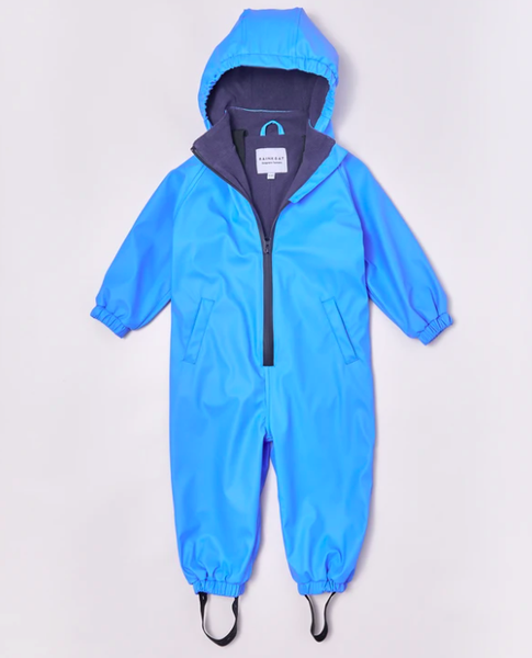 Rainkoat - Snowsuit - Blue