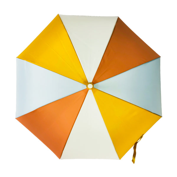 Grech and Co Sustainable Umbrella - Light Blue