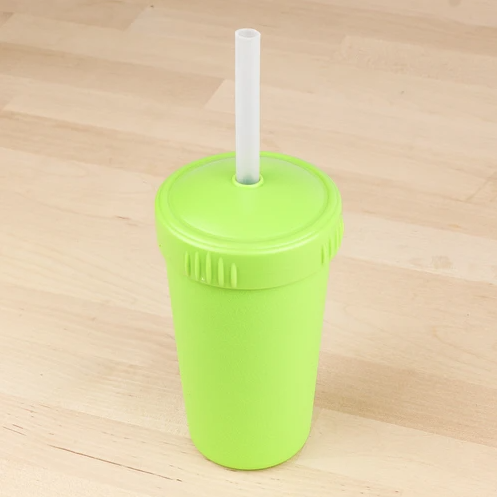 Re-Play - Straw Cup - Lime Green