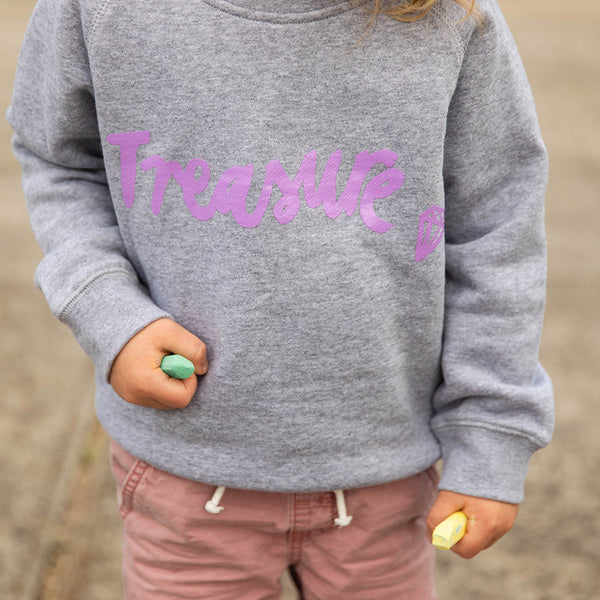 Pinky's  Gear - Treasure Kids Jumper