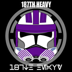 Phase II 187th Heavy Decals