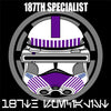 Image of Phase 2 187th Specialist Decals