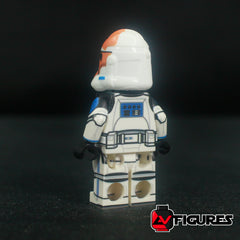 Printed 332nd Trooper (uncoated)