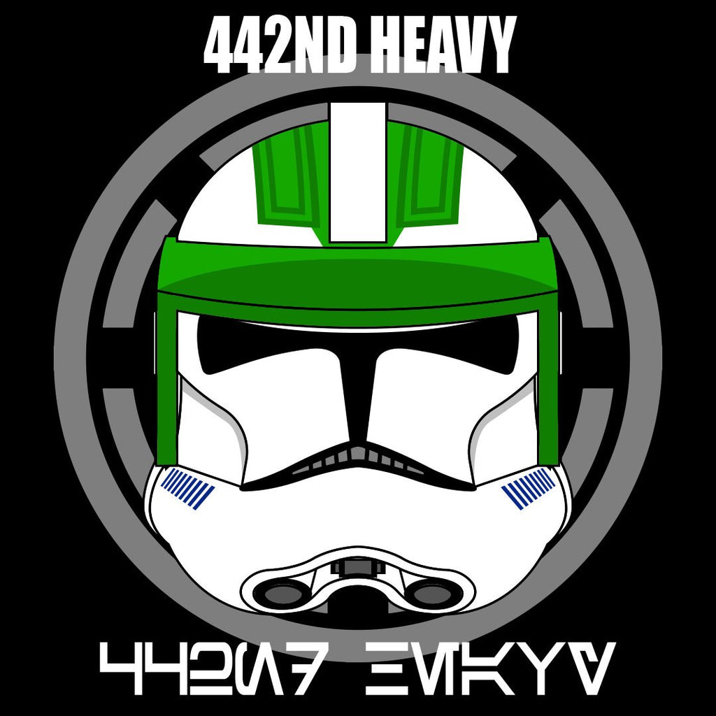 Phase II 442nd Heavy Decals