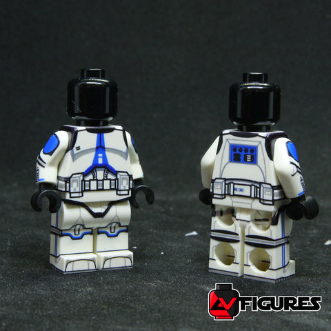 Phase 2 501st Trooper Printed Figure