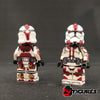 Image of Printed 91st Anaxes Trooper Figure