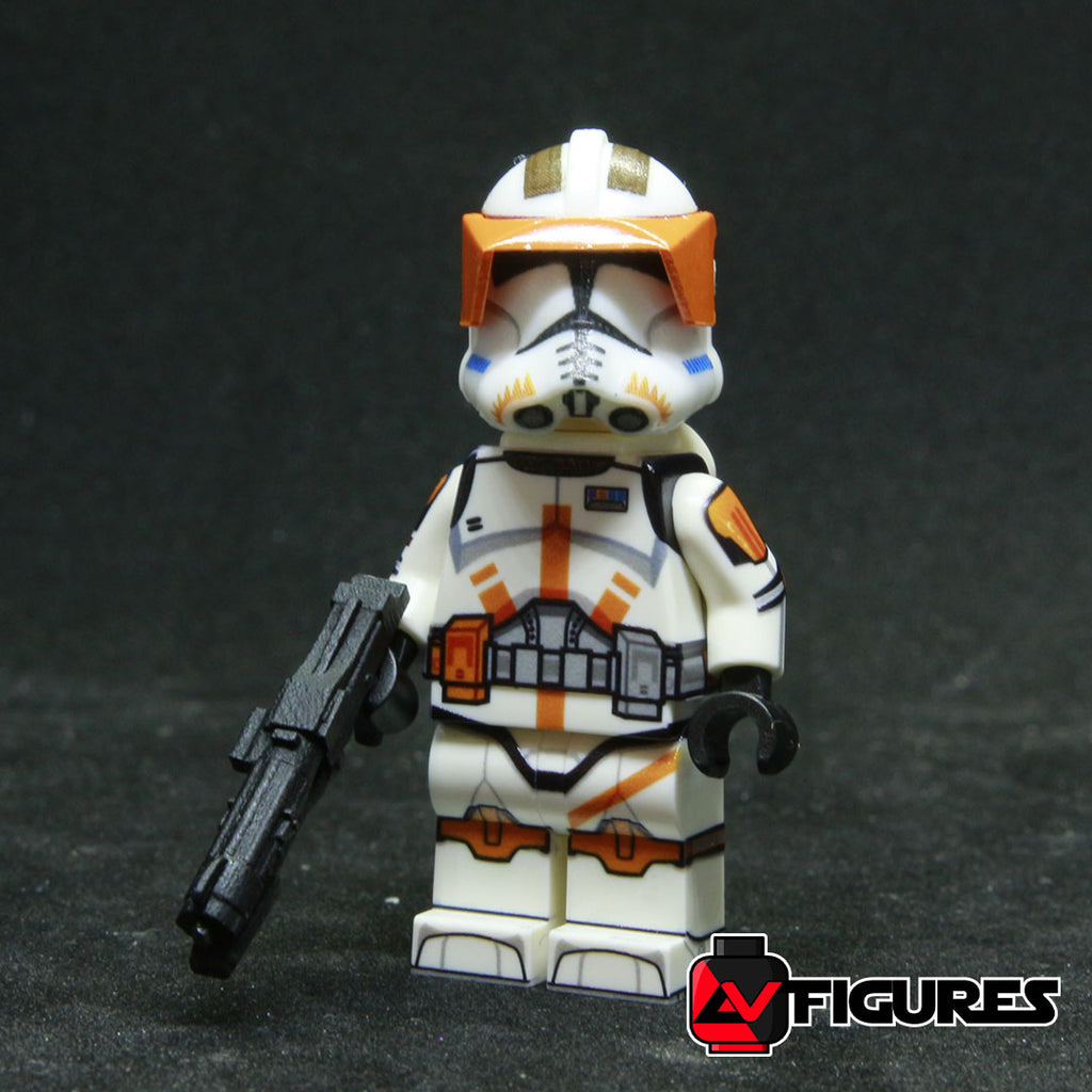 Phase 2 Commander Cody Printed Figure