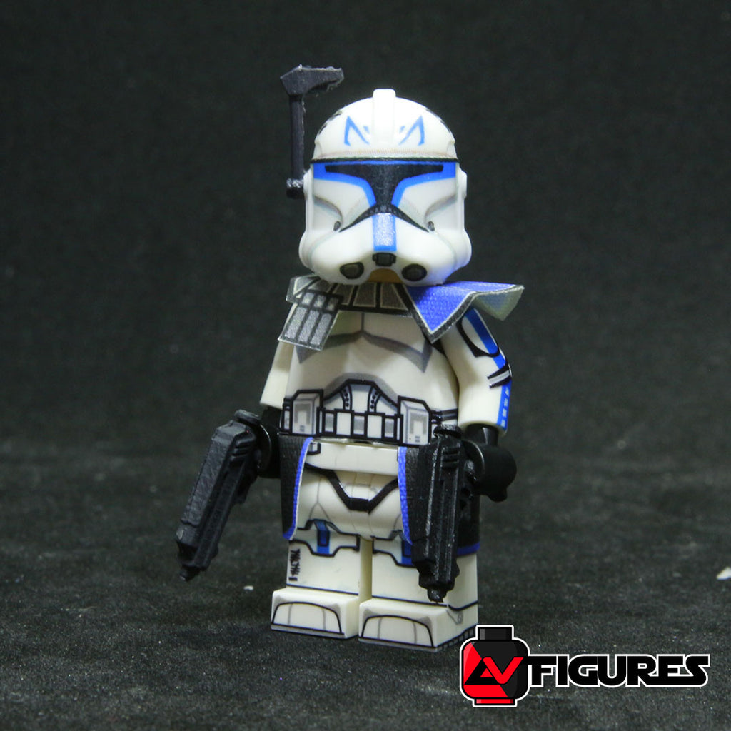 Phase 2 Captain Rex Printed Figure