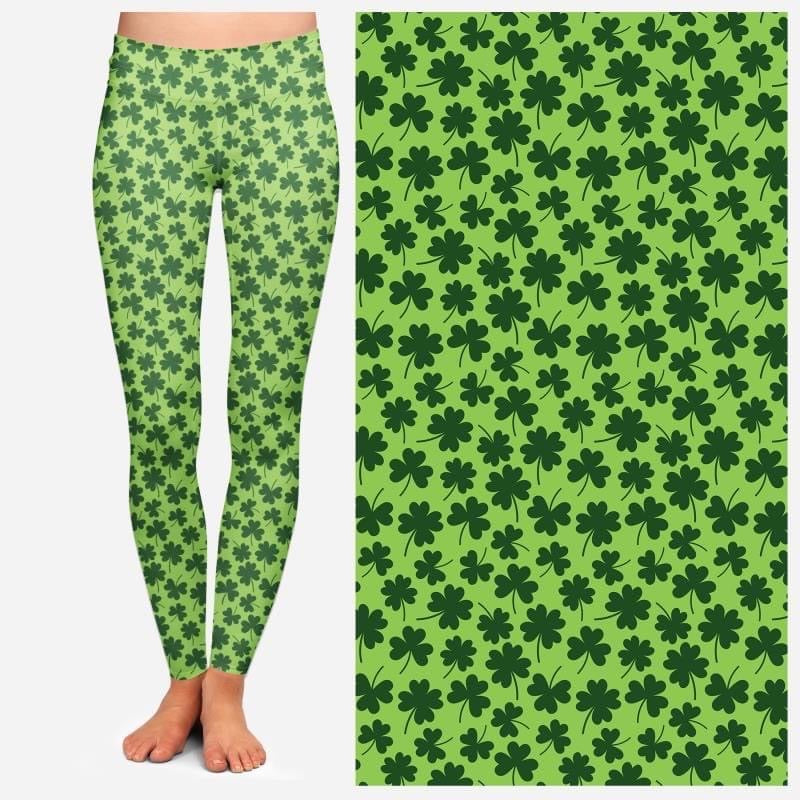 Shamrock POCKET Leggings