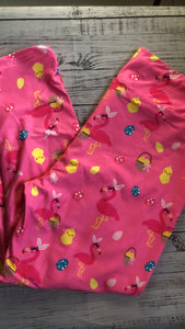 Easter flamingo Capri in stock- OS