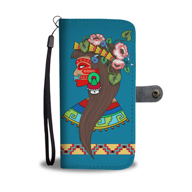 Xochiquetzal Phone Wallet/Case