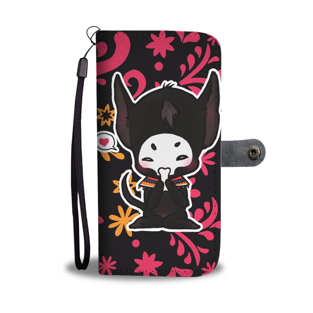 Chibi Xolotl Phone Case/Wallet