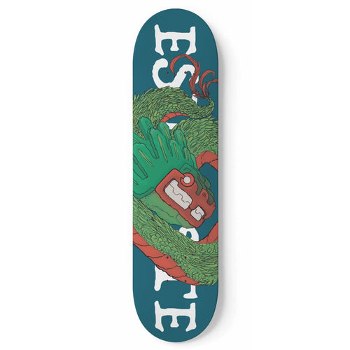Quetzal Board Skate Wall Art