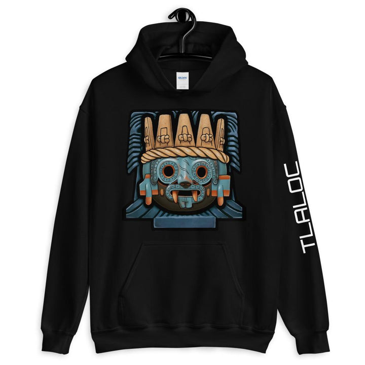 Tlāloc Aztec God of Water Sweatshirt