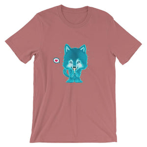 Spirit Wolf Love Shirt