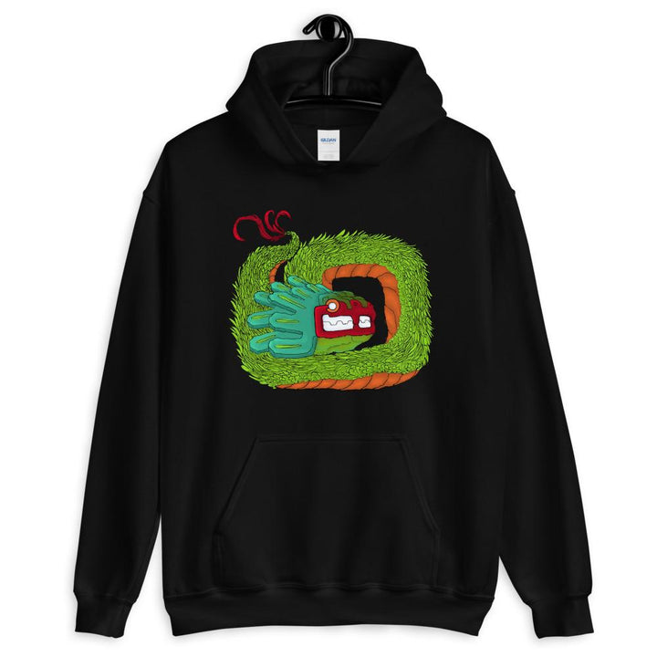 Aztec God Feathered Quetzalcoatl Sweatshirt