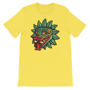 Aztec God Quetzalcoatl Serpent Shirt