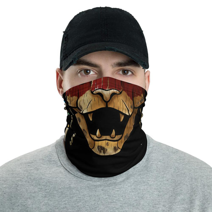Jaguar Warrior Neck Gaiter