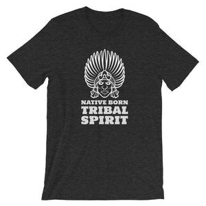 Native Born Tribal Spirit T Shirt
