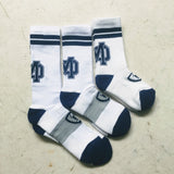 MD CUSTOM MESHTOP SOCKS - YOUTH