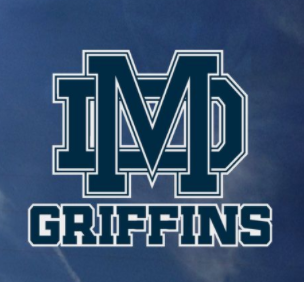 MD Griffins Car Decal