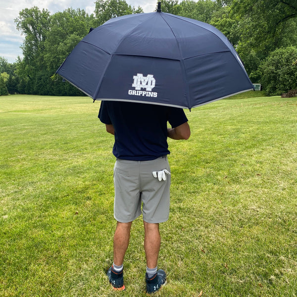 CUSTOM WEATHERMAN UMBRELLA