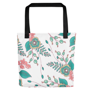 Bridesmaid Tote Bag | Joyful Flowers Exclusive to Oh, Yes! Designs