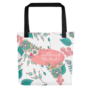 Mother of Bride Tote Bag | Joyful Flowers Exclusive to Oh, Yes! Designs