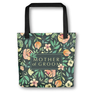 Mother of Groom Tote Bag | Italian Garden Exclusive to Oh, Yes! Designs