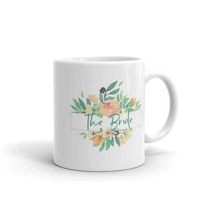 Mug for the Bride | Italian Garden Exclusive to Oh, Yes! Designs 11oz