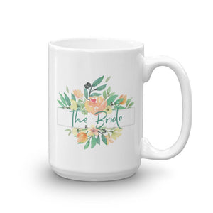 Mug for the Bride | Italian Garden Exclusive to Oh, Yes! Designs 15oz