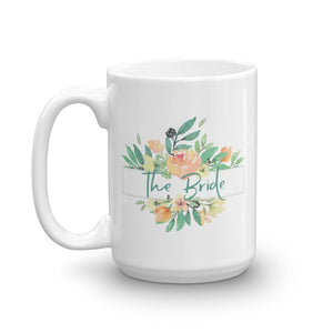 Mug for the Bride | Italian Garden Exclusive to Oh, Yes! Designs