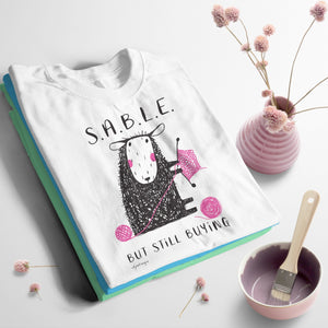 S.A.B.L.E. | Unisex T-Shirt Exclusive to Oh, Yes! Designs