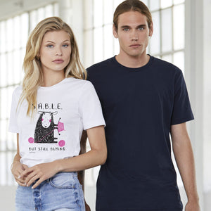 S.A.B.L.E. | Unisex T-Shirt Exclusive to Oh, Yes! Designs S