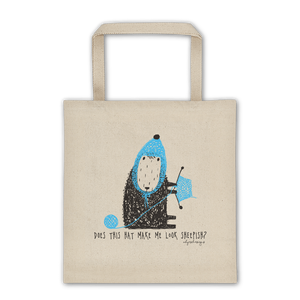 Sheepish | Tote bag Exclusive to Oh, Yes! Designs