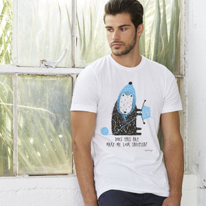 Sheepish | Unisex T-Shirt Oh, Yes! Designs S