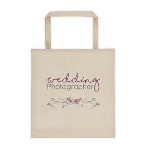 Wedding Photographer | Tote bag Exclusive to Oh, Yes! Designs Default Title