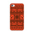 Giraffe Print Apple iPhone 4 Mobile cover-Frequncy