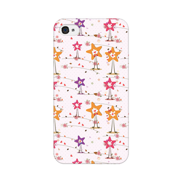 Love Puzzles Apple iPhone 4 Mobile cover-Frequncy