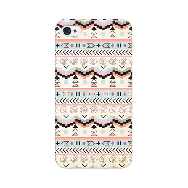 Tribal Chic07 Apple iPhone 4 Mobile cover-Frequncy