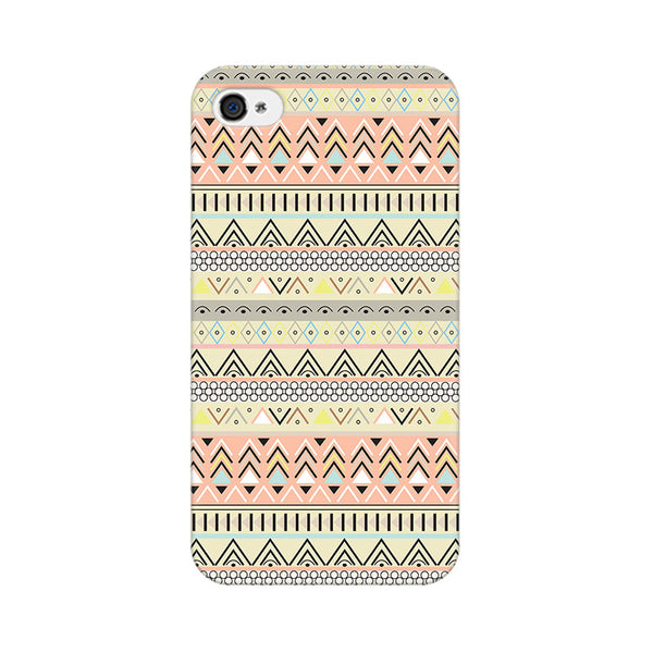Tribal Chic10 Apple iPhone 4 Mobile cover-Frequncy