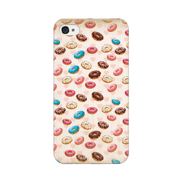 Colorful Cupcakes Apple iPhone 4 Mobile cover-Frequncy