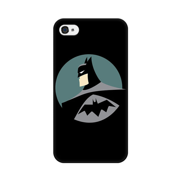 Batman Bond Style Apple iPhone 4 Mobile cover-Frequncy