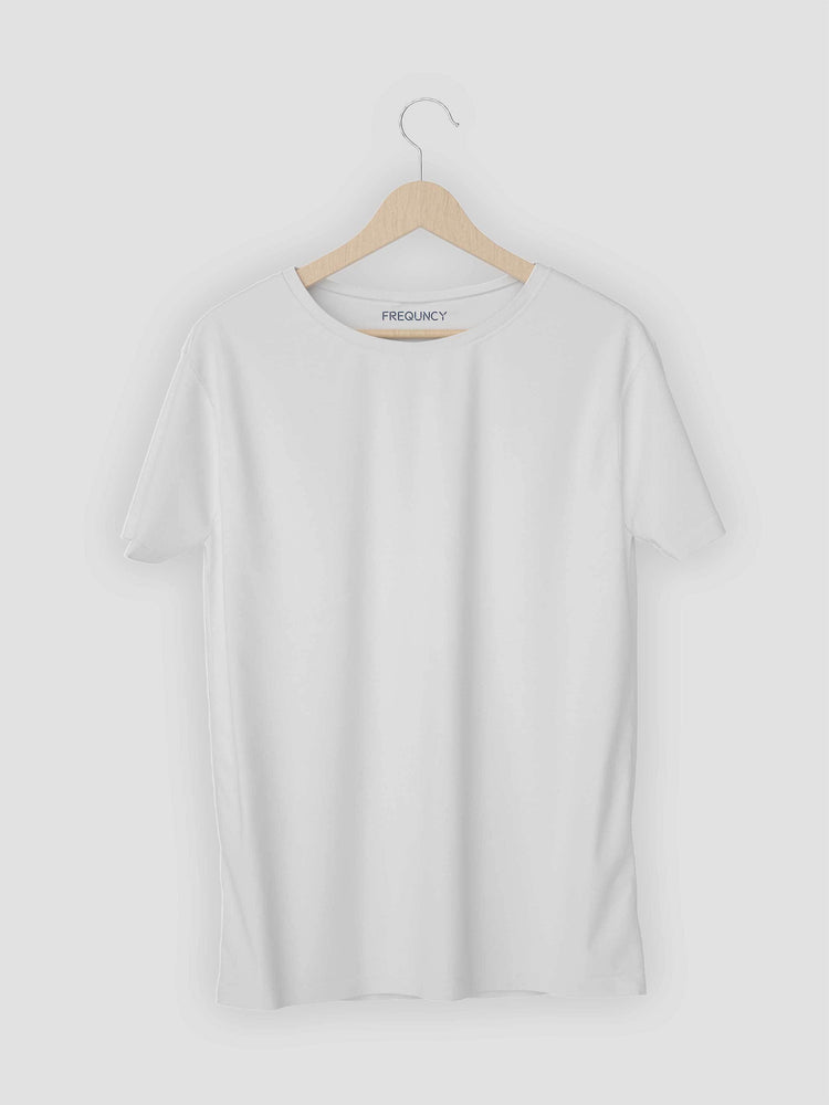 White Solids T-shirt