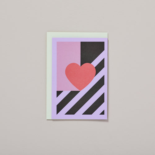 Loveheart and stripes no.1 — Ordinary Luminary